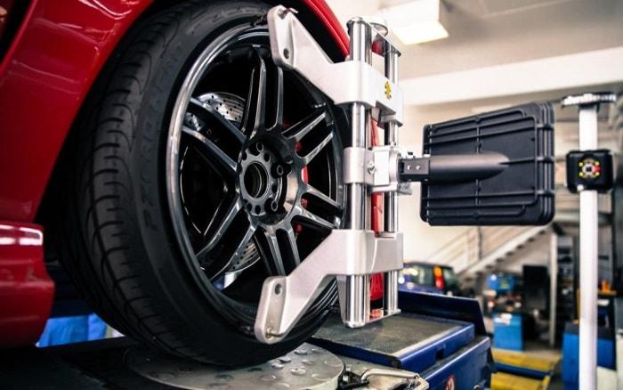 Alineación neumáticos castellón