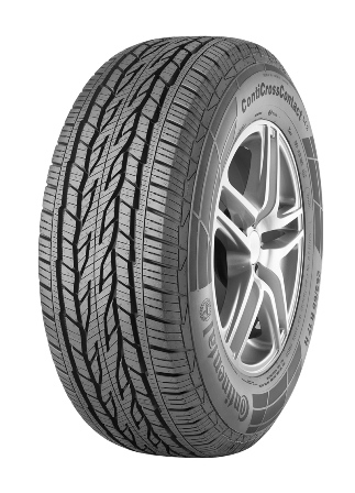 CONTINENTAL 245/70HR16 107H CONTICROSSCONTACT LX-2