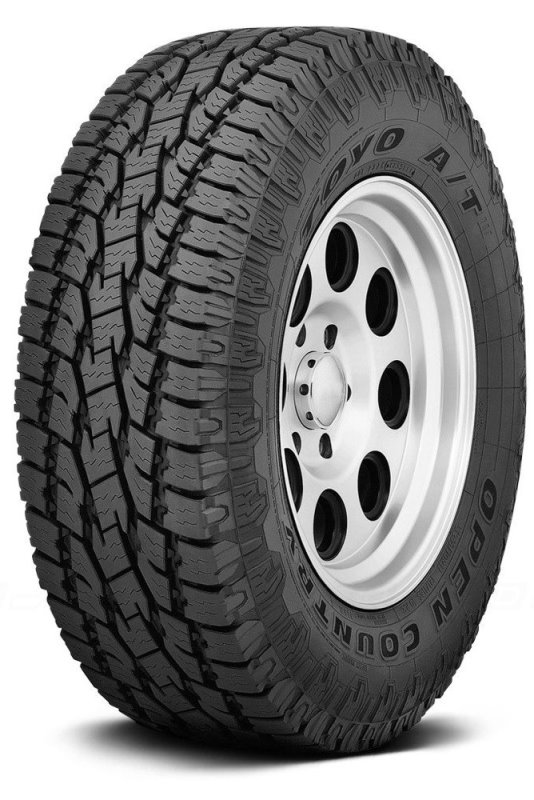 TOYO 265/65HR17 112H OPEN COUNTRY A/T+