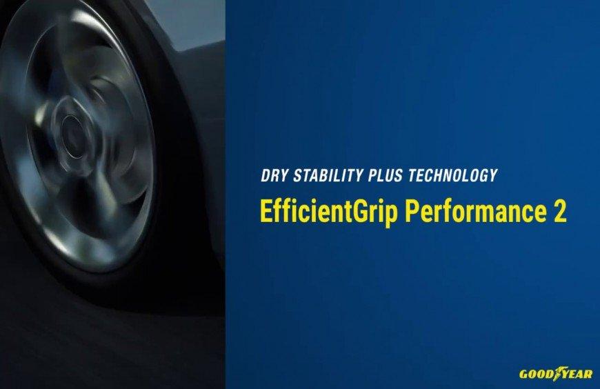 Goodyear lanza el nuevo EfficientGrip Performance 2 con un importante aumento de kilometraje